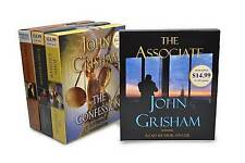 John Grisham Audiobook Bundle #2: The Associate; The Confession; The Litigators; The Racketeer by John Grisham (CD-Audio, 2013)