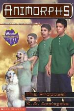 Animorphs #35: The Proposal by Applegate, K.A.