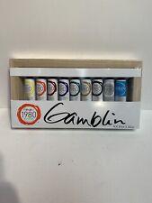 Gamblin 1980 Oil Colors — FREE SHIPPING