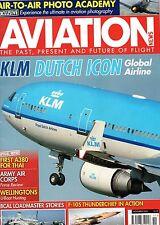Aviation News Magazine 2012 November KLM,BCAL 707,Wellington,F-105 Thunderchief