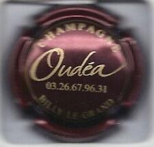 Capsule de champagne Oudea Robert N°10