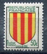 FRANCE TIMBRE NEUF N° 1044 ** ARMOIRIES COMTE DE FOIX