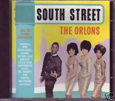 THE ORLONS - South Street and 30 other Favorites CD