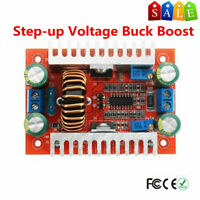 DC-DC Converter 10/12/15/20A 150/250/300/400/1200W Step-up Voltage Buck Boost