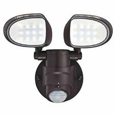 New listing Westinghouse 6364300 Two-Light 18 Watt Led Outdoor Security Light Wall Fixture