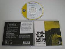 JAMES MOODY ET SON BANDE/WAIL MOODY WAIL(PRESTIGE/OJCCD-1791-2(P-7036) CD ALBUM