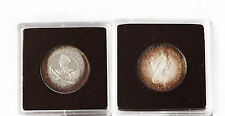 1980 Turks Caicos Silver Proof 5 crowns Lord Mountbatten