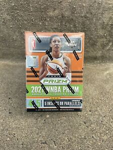 2021 Panini Prizm WNBA Basketball Blaster Box