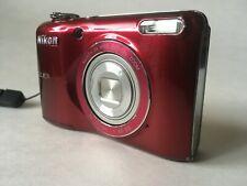 Nikon COOLPIX L26 16.1MP Digital Camera 5x Zoom 2.7