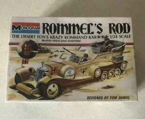 Monogram 1/24 Rommel's Rod *Sealed*