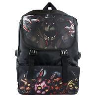 Five nights at Freddy's Backpack Laptop bag School Bag Travelling Bag New