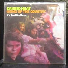 "Canned Heat - Going Up The Country / One Kind Favor 7"" Mint- Vinyl 45 Liberty"