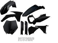KIT PLASTICHE ACERBIS FULL KTM SX F 250 450 505 2011 2012 NERO 0015702.090