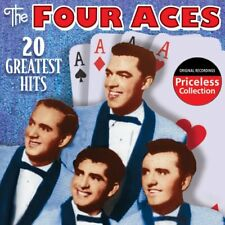 The Four Aces: 20 Greatest Hits NEW CD