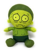 "NEW Rick and Morty Plush (6"" Toxic Morty) Rare Toy Factory"