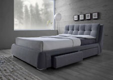 LIMITED STOCK! Queen 4 drawer bed frame - Stylish! Free Delivery!