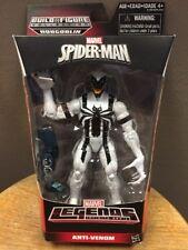 Anti-Venom Spider-Man Marvel Legends Figure NEW!! w/ BAF Hobgoblin Piece