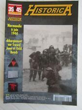 HISTORICA N° 75 /Normandie 6 juin 1944 /débarquement sur Sword, Juno, Gold Beach