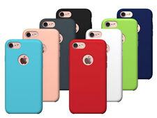 Funda Apple Iphone 7 / 8 / SE 2020 / 7 Plus / Silicona Suave Piel Liquida Gel