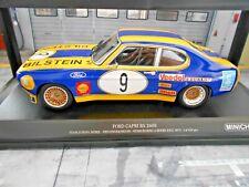 FORD Capri MKI RS 2600 RS2600 1973 ETCC Nbrg #9 Heyer Fritzinger Minichamps 1:18