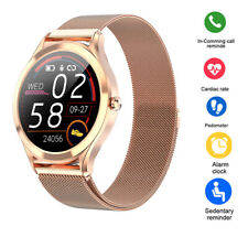 Luxury Life Waterproof Smart Watch Heart Rate Health Monitor for iPhone Samsung