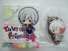 Pascal Rubber Strap Key Chain Tales of Graces f TOG-f Friends #4 KOTOBUKIYA
