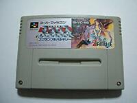 Super Famicom Macross Scramble Valkyrie Nintendo Japan SFC SNES Import Game Soft