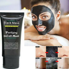 Blackhead Remover Deep Clean Purifying Peel Off Black Mud Acne Face Mask + Box