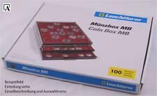 Leuchtturm Münzbox Schublade für 30 Kapseln CAPS 32 u. 32,5 (z.B.10 Euro) 315873