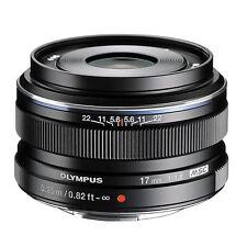 Olympus Pen M.Zuiko Digital 17mm F/1.8 MFT (Black) *NEW*