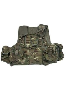 MTP Osprey Body Armour Plate Carrier Molle Webbing Vest Genuine Issue 180/116
