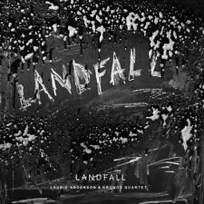 Laurie Anderson & Kronos Quartet - Landfall (NEW CD)