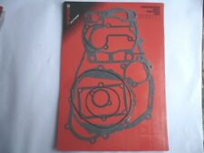 Pochette joints moteur moto YAMAHA 250 YZ 1986 de marque NEWFREN n°3511 (Italie)