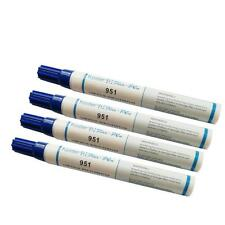 10ml Capacity 951 Free-cleaning Soldering Flux Pen for Solar Cell & FPC/ PCB  D