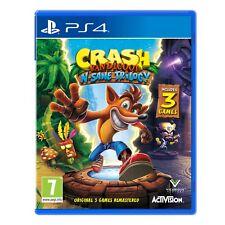 Crash Bandicoot N.Sane Trilogy (Playstation 4, 2018)