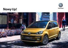Volkswagen Vw Up! 10 / 2016 catalogue brochure Pologne Poland 42 p.