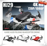 Foldable WIFI FPV RC Quadcopter Drone 720P 1080P HD Camera Selfie Drone VR Gifts