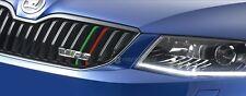 Griglia ANTERIORE SKODA ADESIVI Skoda Sport RS Octavia I II III 2 3 STATION WAGON Sticker
