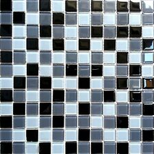 Coupe-échantillon £ 17.99 m² béton gris brillant céramique 60X60 Mur-plancher
