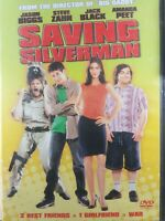 Saving Silverman (PG-13 Version) DVD Jason Biggs Jack Black Amanda Pete
