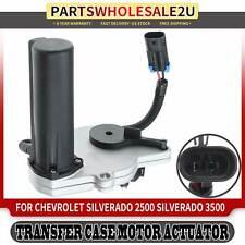 Transfer Case Shift Motor Actuator For Chevy Silverado 2500 3500 Gmc Sierra 2500