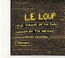 (EU177) Le Loup, The Throne Of The Third Heaven Of The ... - 2007 DJ CD