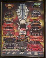 NASCAR November 2007 Texas Motor Speedway Collectors Edition Magazine