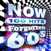 Now 100 Hits Forgotten 60s - New 4CD Set