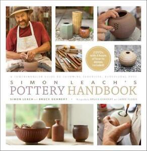 Simon Leach's Pottery Handbook, Simon Leach, Used Very Good Book