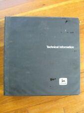 John Deere 8450 8650 8850 Tractor Technical Manual Operation Tests Tm 1256