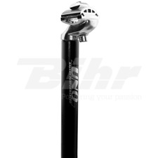 TS103-29 Reggisella nero UNO Ø29mm in alluminio lungo 400mm