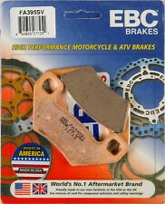 EBC BRAKE PADS PART# FA395SV NEW