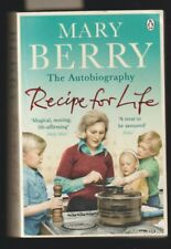 Recipe for Life: The Autobiography by Mary Berry Paperback Free Shipping