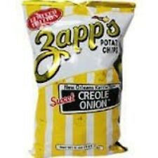 2-Pack Zapp's Sweet Creole Onion Potato Chips 5 ounce bags